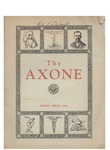 Axone, Spring 1926 by Philadelphia College of Osteopathy