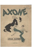 Axone, 1926 Commencement Issue by Philadelphia College of Osteopathy