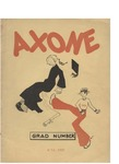 Axone, Grad Number, June 1927 by Philadelphia College of Osteopathy