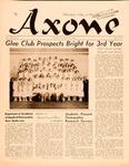 Axone, November 1950