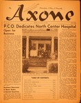 Axone, November 1951 by Philadelphia College of Osteopathy