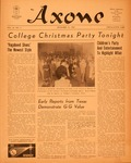 Axone, December 1952