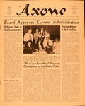 Axone, June 1952