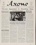 Axone, September 1953