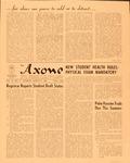 Axone, March 1953