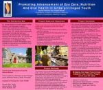Promoting Advancement of Eye Care, Nutrition and Oral Health in Underprivileged Youth by Nicole Frerichs and Joseph Moran