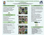 Urban Blazers: Fostering Children's Innate Curiosity and Sense of Adventure