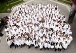 White Coat Day (DO Class of 2017, Philadelphia Campus)