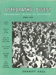 Osteopathic Digest (April 1955) by Philadelphia College of Osteopathy
