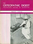 Osteopathic Digest (May 1942) by Philadelphia College of Osteopathy