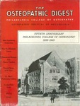 Osteopathic Digest (March 1949) by Philadelphia College of Osteopathy