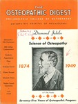Osteopathic Digest (July 1949) by Philadelphia College of Osteopathy