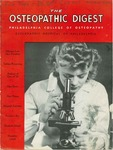 Osteopathic Digest (December 1949) by Philadelphia College of Osteopathy