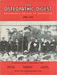 Osteopathic Digest (April 1956)