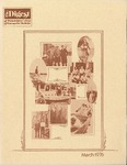 Digest of the Philadelphia College of Osteopathic Medicine (March 1976) by Philadelphia College of Osteopathic Medicine
