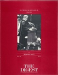 Digest of the Philadelphia College of Osteopathic Medicine (Winter 1983-1984) by Philadelphia College of Osteopathic Medicine