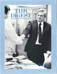 Digest of the Philadelphia College of Osteopathic Medicine (Fall 1984) by Philadelphia College of Osteopathic Medicine