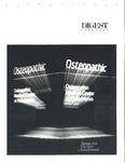 Digest of the Philadelphia College of Osteopathic Medicine (Fall 1988)