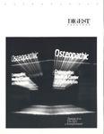 Digest of the Philadelphia College of Osteopathic Medicine (Fall 1988) by Philadelphia College of Osteopathic Medicine
