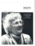 Digest of the Philadelphia College of Osteopathic Medicine (Winter 1989) by Philadelphia College of Osteopathic Medicine