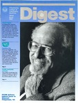 Digest of the Philadelphia College of Osteopathic Medicine (Winter - January 1992)