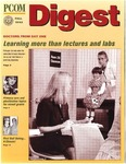 Digest of the Philadelphia College of Osteopathic Medicine (Fall 1993) by Philadelphia College of Osteopathic Medicine
