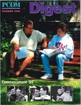 Digest of the Philadelphia College of Osteopathic Medicine (Summer 1995) by Philadelphia College of Osteopathic Medicine