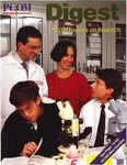Digest of the Philadelphia College of Osteopathic Medicine (Fall 1995) by Philadelphia College of Osteopathic Medicine