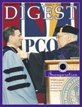 Digest of the Philadelphia College of Osteopathic Medicine (Winter 2002) by Philadelphia College of Osteopathic Medicine