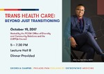 Trans Health Care: Beyond Just Transitioning (Holiday Simmons)