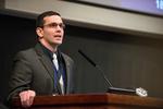 Address by Jason O. Milton, (DO '14), Mason W. Pressly Memorial Medal Recipient