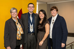 Jason O. Milton (DO14), PharmD, MBA, and Guests