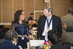 Founders' Day, 2015, Valerie Moore and Matthew Schure