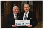 Drs. Lubin and Koch at 65th Class Reunion, 2003 by Philadelphia College of Osteopathic Medicine
