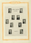 LOG Charter Members (1925 Synapsis) by Philadelphia College of Osteopathy