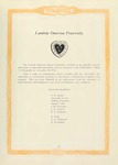 Names of Log Charter Members (1925 yearbook)