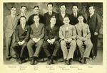LOG Members (1926 Yearbook) by Philadelphia College of Osteopathy