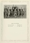 LOG Cadeuceus Chapter Members (1930 Synapsis) by Philadelphia College of Osteopathy