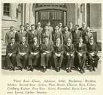 LOG Cadeuceus Chapter Members (1932 Synapsis) by Philadelphia College of Osteopathy