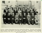 LOG Cadeuceus Chapter Members (1934 Synapsis) by Philadelphia College of Osteopathy