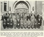 LOG Cadeuceus Chapter Members (1935 Synapsis) by Philadelphia College of Osteopathy