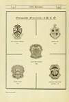 Osteopathic Fraternities at Philadelphia College of Osteopathy