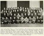 LOG Cadeuceus Chapter Members (1938 Synapsis) by Philadelphia College of Osteopathy