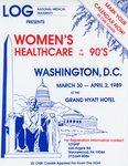 1989 Log Conference Flyer