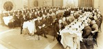1943 LOG Induction Banquet by Philadelphia College of Osteopathy