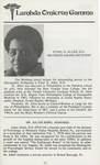 Dr. Ethel D. Allen, DO, and Dr. Julius Sobel Honored 1978