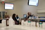 Dr. Poole Describes Facilities