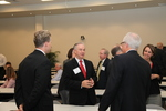 Jim Bracewell, GA Pharmacy Association Congradulates Dr. Poole on the Opening