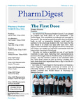 PharmDigest Volume 1, Issue 1 by Philadelphia College of Osteopathic Medicine, School of Pharmacy