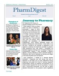 PharmDigest Volume 2, Issue 2 by Philadelphia College of Osteopathic Medicine, School of Pharmacy